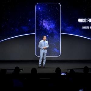 Honor Magic 2 debutuje na výstavě IFA 2018