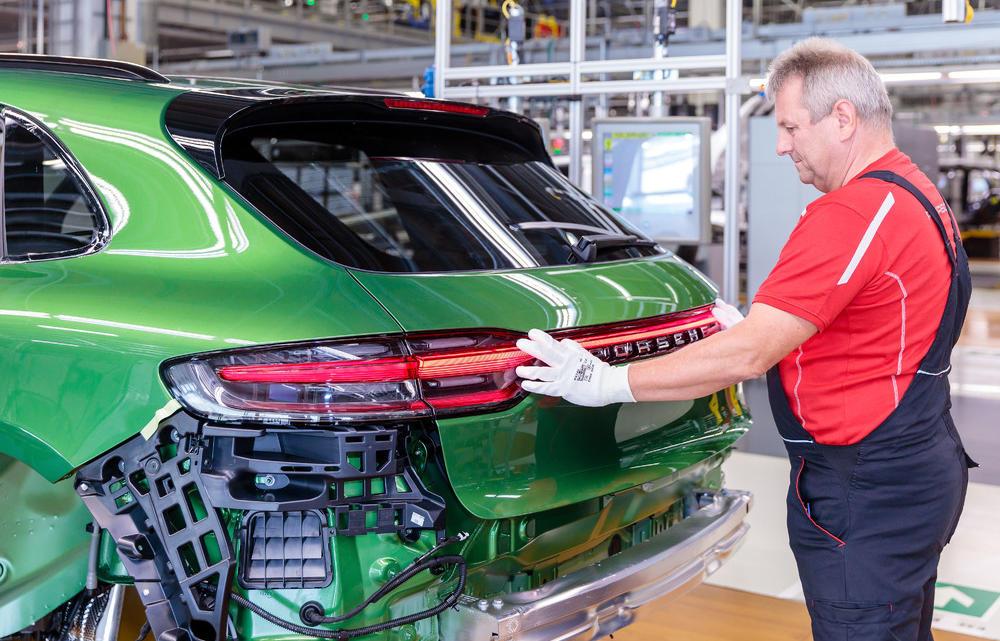 Výroba nového modelu Porsche Macan byla zahájena