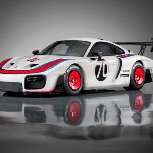 Světová premiéra: Exkluzivní nová série vozů Porsche 935