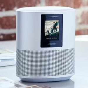 Bose představuje svůj první chytrý reproduktor a chytré soundbary