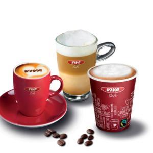 1. října bude na čerpacích stanicích OMV pro zákazníky káva zdarma, pro děti jsou tu noví plyšáci