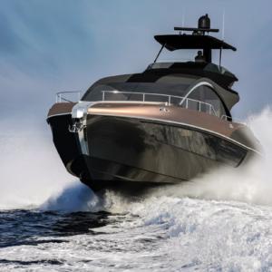 Lexus odhaluje svoji luxusní jachtu LY 650