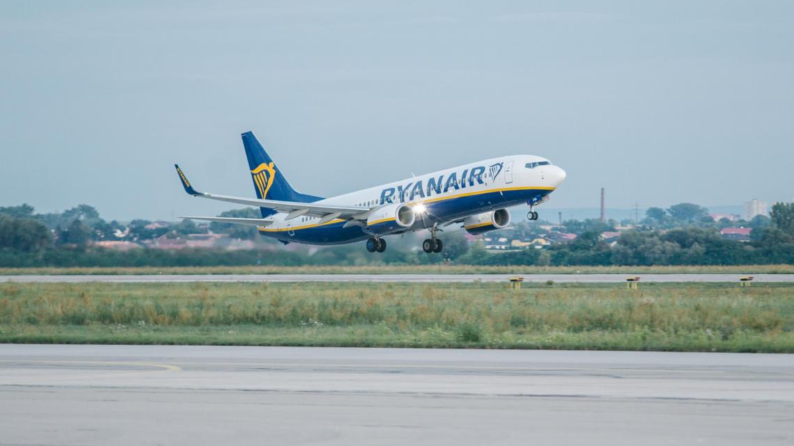 Ryanair chystá velké rozšíření letů z Prahy: přidá další dvě letadla a 15 nových linek