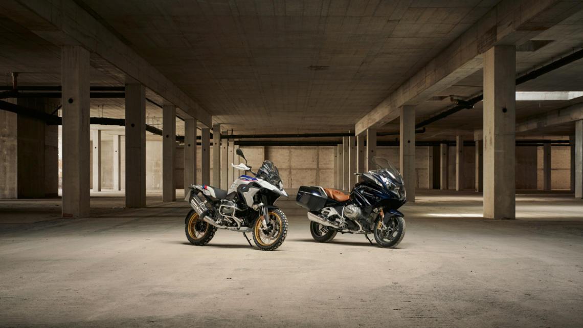 BMW představilo nové R 1250 GS a R 1250 RT