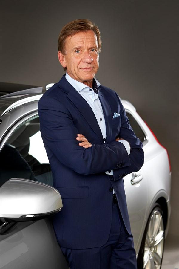 Håkan Samuelsson, prezident a generální ředitel společnosti Volvo Cars
