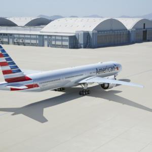 American Airlines nabídnou v roce 2019 více míst na letech mezi Prahou a Filadelfií
