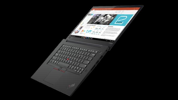 Lenovo přináší nejvýkonnější pracovní notebooky v historii