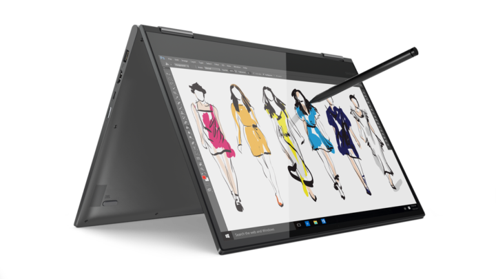 Přichází nová generace flexibilních a kreativních notebooků od Lenova
