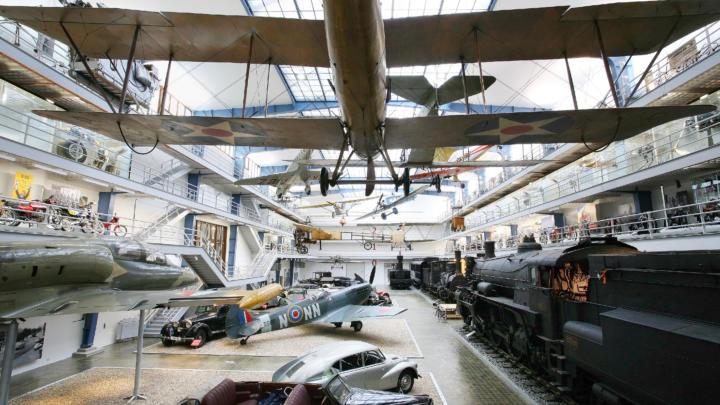 """Národní technické muzeum zahájilo výstavu """"Made in Czechoslovakia aneb průmysl, který dobyl svět"""""""