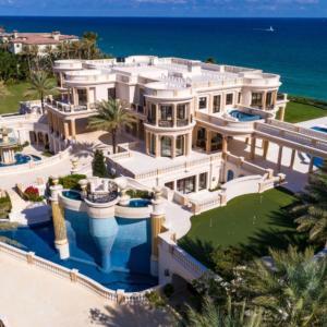Na Floridě se bude prodávat rezidenci Playa Vista Isle v hodnotě 159 milionů dolarů