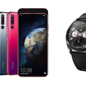 Honor představil smartphone Magic2 a hodinky HONOR WATCH