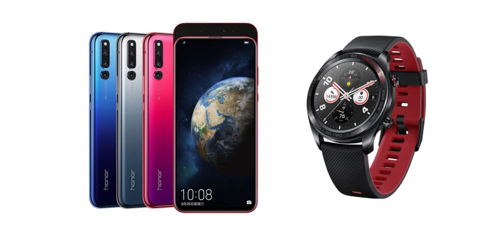 Honor představil smartphone Magic2 a hodinky HONOR WATCH