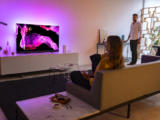 TV: Philips OLED+ 903