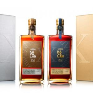 Palírna Kavalan představila limitovanou edici whisky First Growth Bordeaux