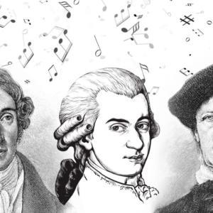 5 hudebních skladatelů, kteří pocházeli nebo pobývali v českých zemích