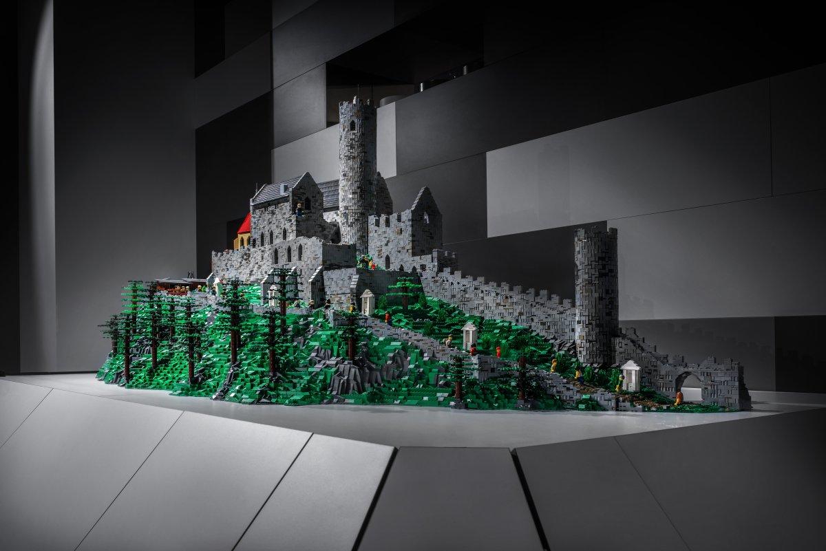 Czech Repubrick je největší LEGO-výstava široko daleko