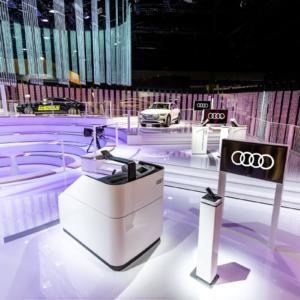 Audi Experience Ride: Od zážitku z jízdy k zážitkové jízdě na CES 2019