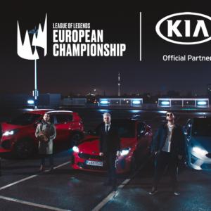 Kia se stává hlavním partnerem evropského mistrovství League of Legends