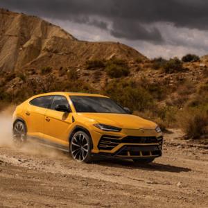 Lamborghini hlásí úspěšný rok 2018. Prodej vzrostl o 51 %