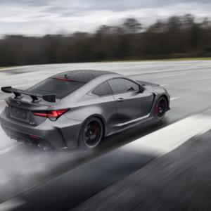 6 věcí, které byste měli vědět o Lexusu RC F