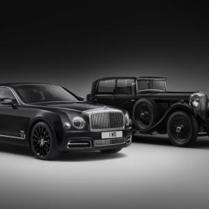 Bentley Mulsanne W.O. Edition by Mulliner jako oslava 100. výročí značky