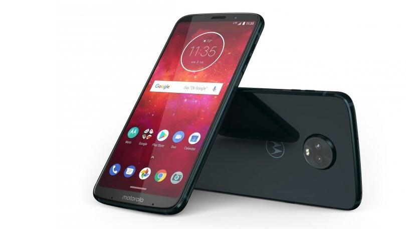 Motorola uvádí na trh Android 9 Pie pro telefon moto Z³ play
