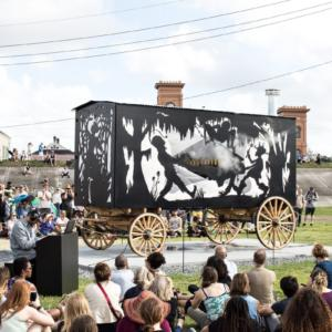 Hyundai Commission představí vTate Modern umělecká díla Kary Walker