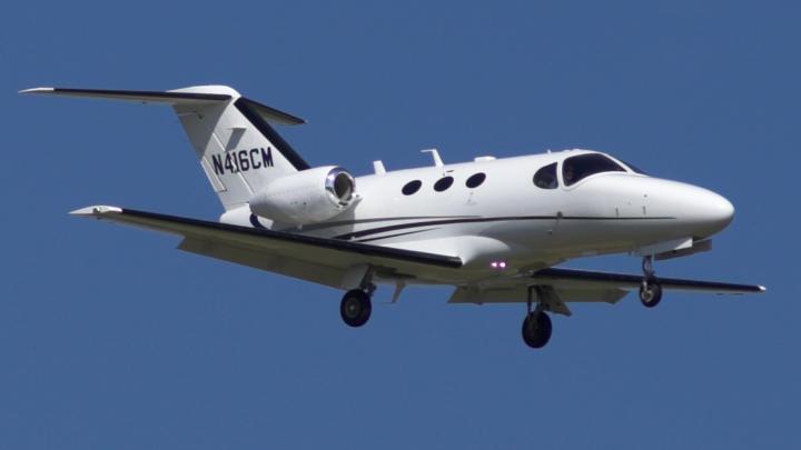 V loňském roce byl zvýšený zájem o privátní letadla