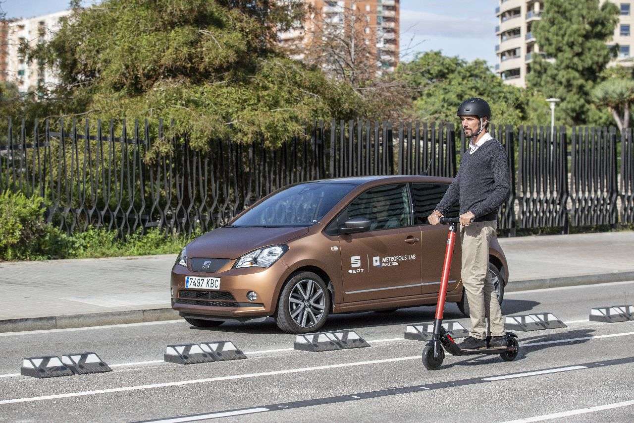 SEAT MICROMOBILITY