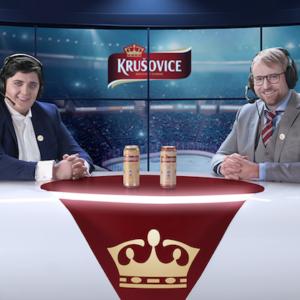 Krušovice odstartovaly soutěž o vstupenky na hokejové mistrovství světa