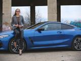 Fotogalerie: Anna a BMW M850i xDrive