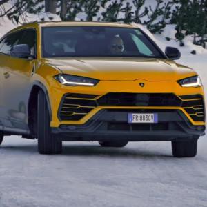 Test: Lamborghini Urus v italských Alpách. Jaké je?
