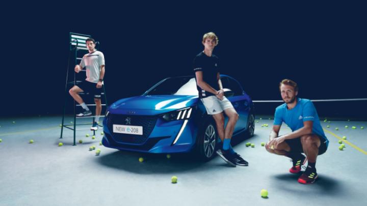 V letošním roce je značka Peugeot opět partnerem tenisového turnaje French Open