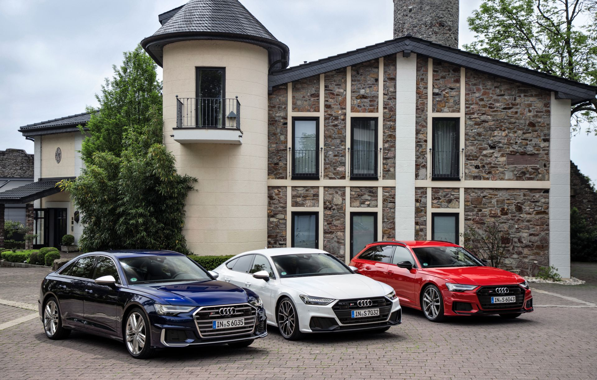 Modely Audi S dostaly pod kapotu naftový šestiválec TDI
