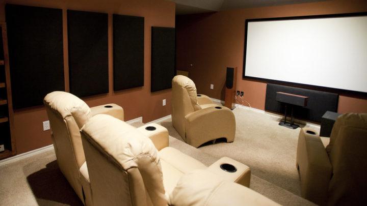 Jak si postavit domácí kino se zvukem Dolby Atmos