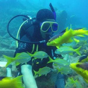 3 nejlépe hodnocené potápěčské lokality