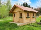 Zahradní domky využijete nejen na uskladnění nářadí