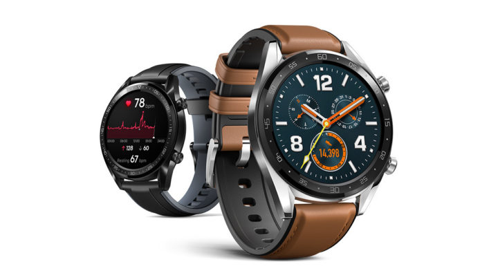 Hodinkám Huawei Watch GT se daří, prodalo se jich už více než dva miliony kusů