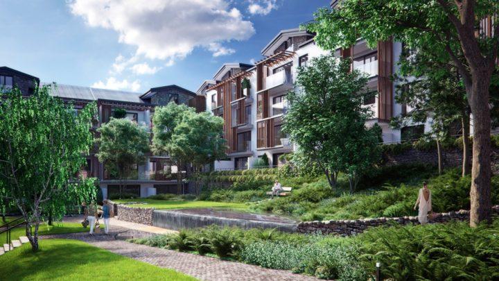 Ambiciózní MOLO Lipno Resort se začíná stavět