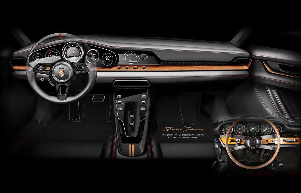 Porsche Heritage Design: Porsche nabídne moderní auta s odkazem na minulost