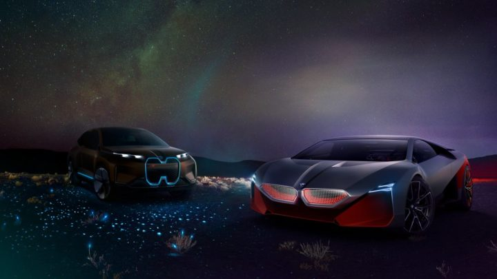V BMW Group Design již nyní vymýšlejí, jak si v budoucnu budeme užívat radost z jízdy