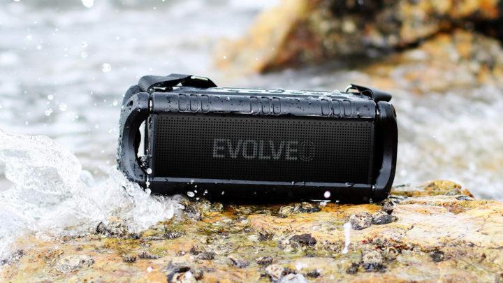 EVOLVEO Armor Power 6: outdoorový reproduktor, který odolá nepříznivým podmínkám