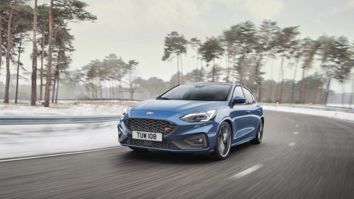 Nový Ford Focus ST 2.3 EcoBoost: z klidu na 100 km/h za 5,7 sekundy
