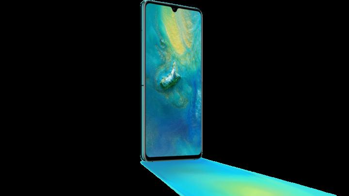 Huawei představuje svůj první komerční 5G smartphone Mate 20 X