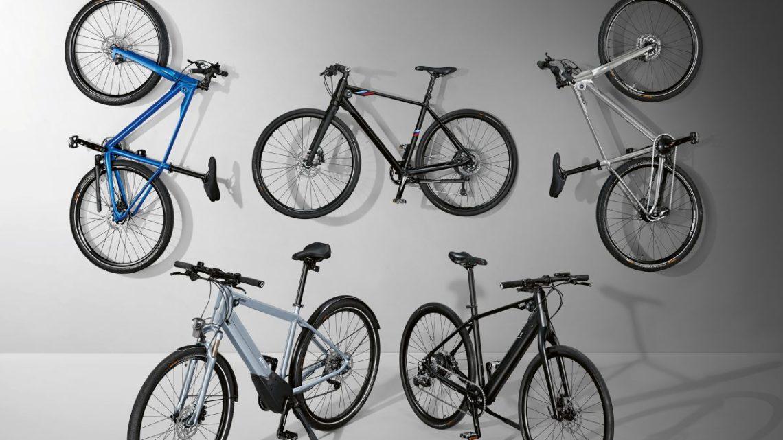 BMW představuje novou generaci jízdních kol