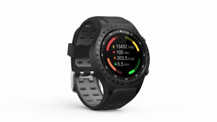 Chytré hodinky EVOLVEO SportWatch M1S mají vlastní SIM kartu i GPS modul