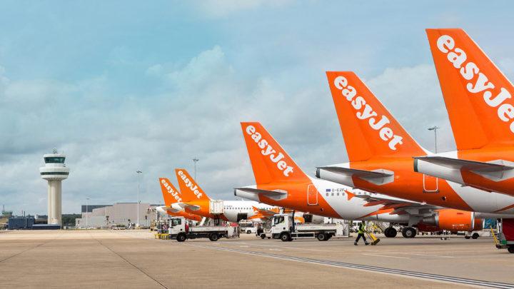 Letecká společnost easyJet spustí linku do Ženevy