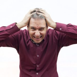 Úzkost a záchvaty paniky, může za ně stres!