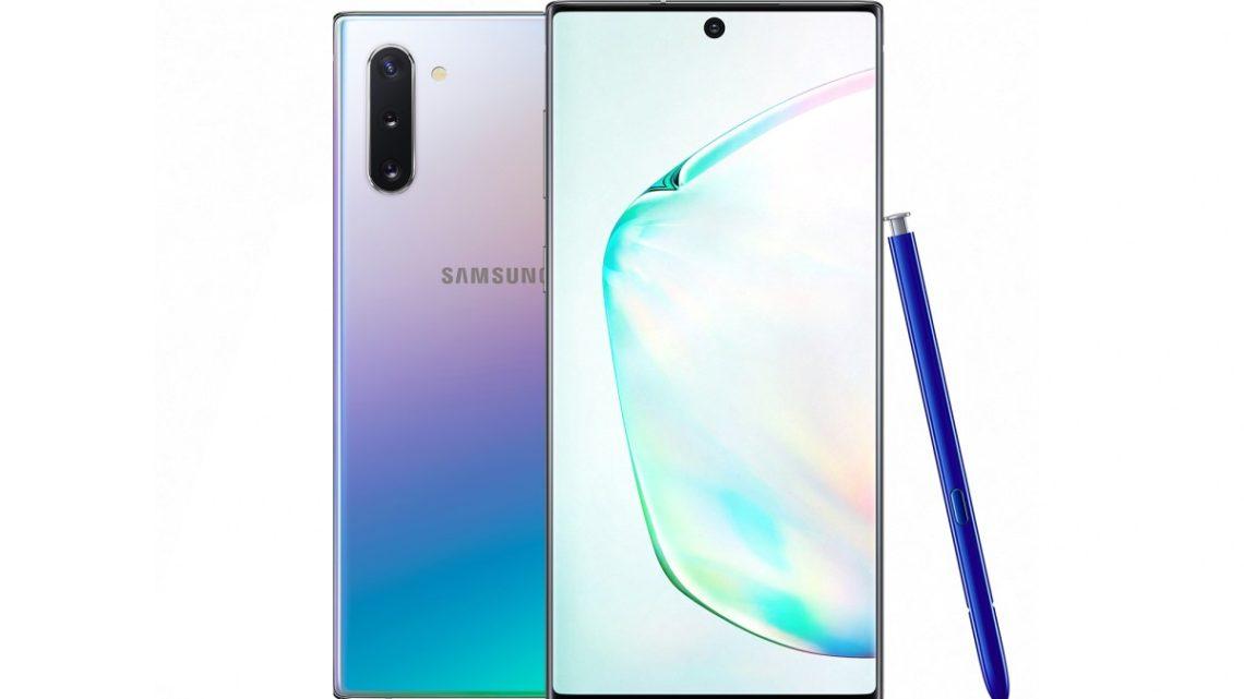 Samsung hlásí obrovský zájem o Galaxy Note10, 512GB verze je v Česku dočasně vyprodaná