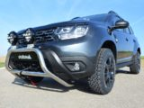 Dacia Duster dostala pořádné off-roadové doplňky. Teď je z ní drsný teréňák